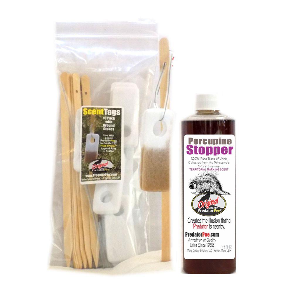 PorcupineStopper 12 oz - ScentTag SUPER SAVER COMBO