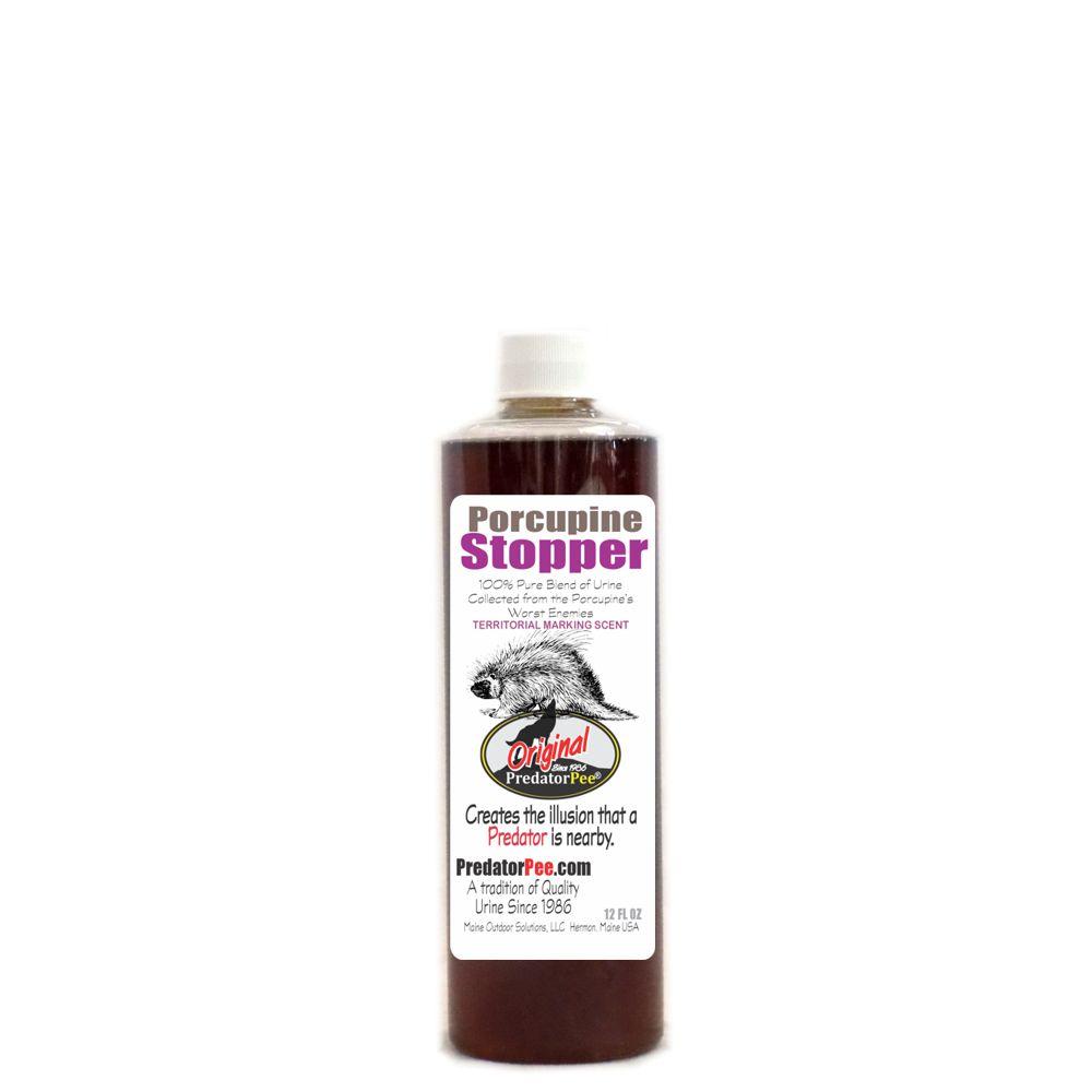 PorcupineStopper 12 oz Squeeze Bottles