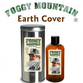 Foggy Mountain Earth Cover Scent