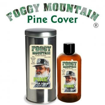 Foggy Mountain Pine Cover Scent
