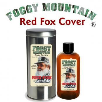 Foggy Mountain Red Fox Cover Scent