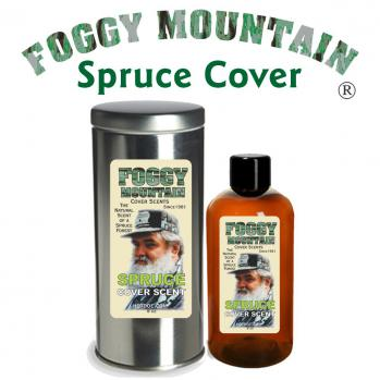 Foggy Mountain Spruce Cover Scent