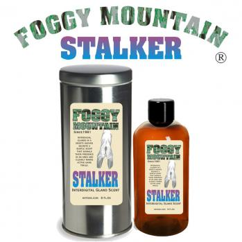 Foggy Mountain Stalker Interdigital Gland Scent