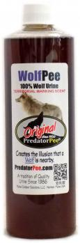 Coyote Repellent Wolf Urine For Coyotes Predatorpee Store