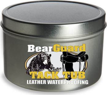 BearGuard Tack Tub