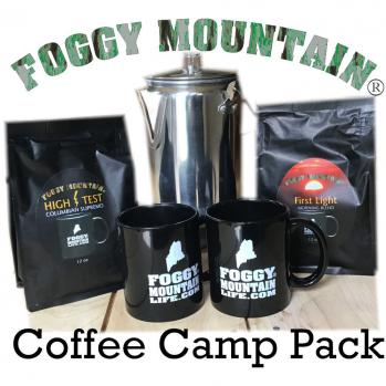 Foggy Mountain® Coffee Camp Pack: