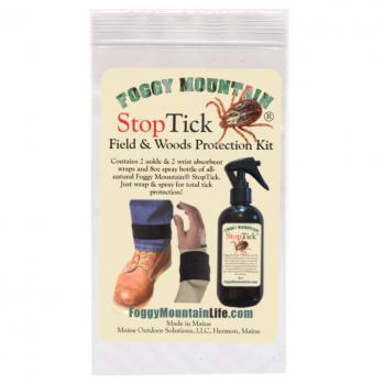 Foggy Mountain StopTick Protection Kit