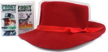 Foggy Mountain / Crusher Hat Gift Pack - 1 HotDoe, 1 Procover and one hat