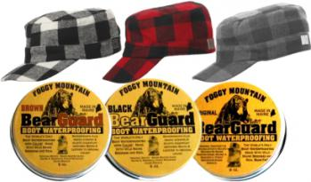 Foggy Mountain Head-To-Toe Maine Christmas Gift Pack