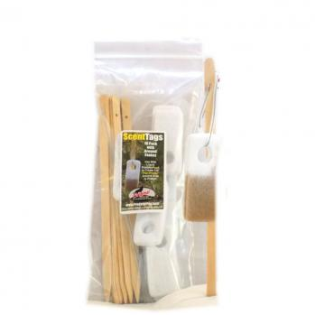 Scent Tags - 10 pack hanging scent wicks