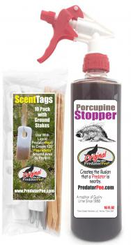 PorcupineStopper 16 oz - ScentTag SUPER SAVER COMBO