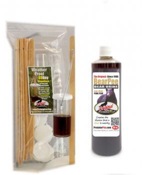 Bear Urine 16 oz - Dispenser Combo