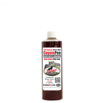 Coyote Urine 12 oz Squeeze Bottles