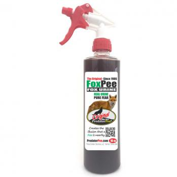 Fox Urine 16 oz Trigger Spray Bottles