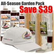 Mountain Lion All Season Weather-proof Dispenser Garden Pack- Save $39!