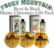 Maine-Christmas-Boot-Buck-Combo