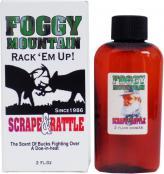 Scrape and Rattle Buck Lure - 2 oz Bottle